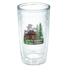 Great Outdoors Life is Better at the Cabin Tumbler
