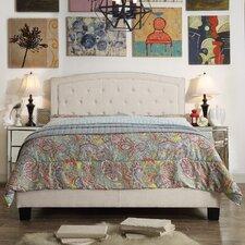 Gabriel Upholstered Panel Bed