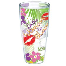 Margaritaville Woman to Blame Tumbler