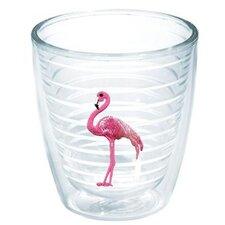 Sun and Surf Flamingo Tumbler
