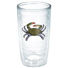 Sun and Surf Crab Tumbler