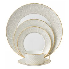 Arris 5 Piece Place Setting, Service for 1