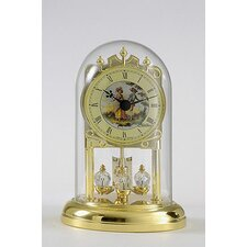 Haller Mantle Clock