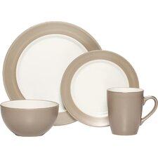 Harmony Everyday 16 Piece Dinnerware Set, Service for 4