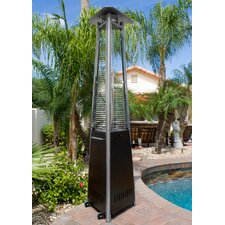 38,000 BTU Natural Gas Patio Heater