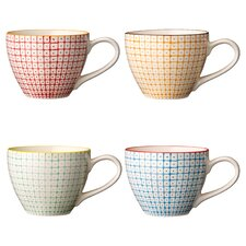 Ceramic Mug (Set of 4)