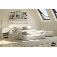 Basic Queen Platform Bed