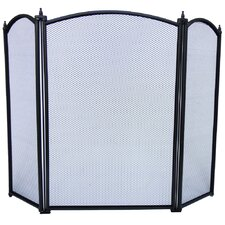 Selby 3 Panel Fireplace Screen