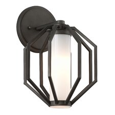 Boundary 1-Light Outdoor Wall Lantern