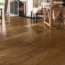 "American 5-3/4"" Engineered Walnut Hardwood Flooring in Natural"