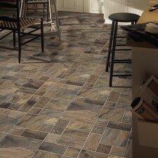 """Stones and Ceramics 15.945"""" x 47.756"""" x 8mm Tile Laminate"""