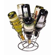 Varnum 6 Bottle Tabletop Wine Rack