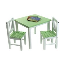Jody Kids' 3 Piece Table and Chair Set