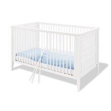 3-in-1 umwandelbares Kinderbett Smilla