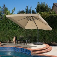 10' Mendon Square Cantilever Umbrella