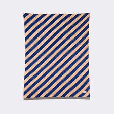 Little Stripe Cotton Blanket