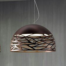 Kelly 3-Light Bowl Pendant