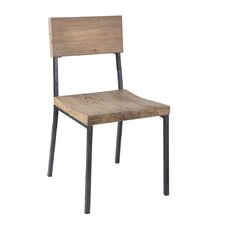 Tacoma Solid Wood Dining Chair (Set of 2)