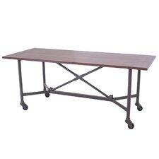 "Trestle 72"" Rectangular Folding Table"