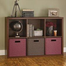 Decorative Storage 30 Cube Unit Bookcase