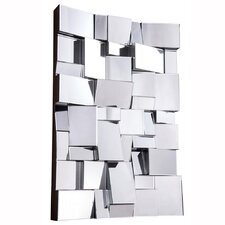 Melodie Vertical Rectangle Wall Mirror