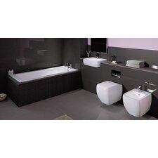 Metropolitan Wall Hung Bathroom Suite