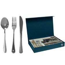 Cordoba 24 Piece Stainless Steel Flatware Set