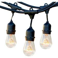 Ambience Pro 15-Light 48 ft. Globe String Lights