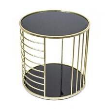 Metal End Table