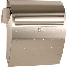 Briefkasten mit Zeitungsfach und Personalisierung