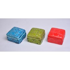 Decorative Box (Set of 3)