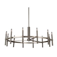 Encore 12-Light Candle-Style Chandelier