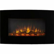 Soho Wall Mount Electric Fireplace