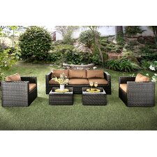 Alden 5 Piece Seating Group