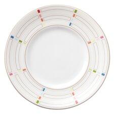 "Entertain 365 Sculpture Confetti 8"" Dessert Plate (Set of 4)"