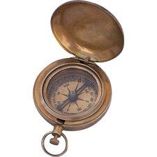 Scout's Push Button Compass Sculpture