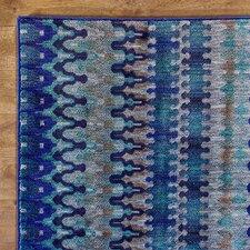 Arabian Nights Blue Rug