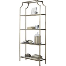 "Buchanan 80"" Etagere Bookcase"