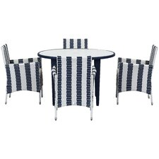 Rodric 5 Piece Dining Set