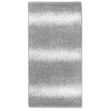 Charcoal Ombre Terry Bath Towel (Set of 2)