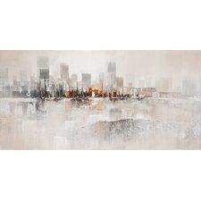 Leinwandbild Abstrakte Kunst