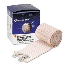 Elastic Bandage Wrap, Latex-Free (Set of 2)