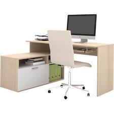 Modula L-Shape Writing Desk