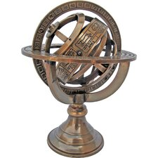 Replica Mini Armillary Sphere Sculpture