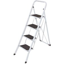 1.27m Steel Step Ladder