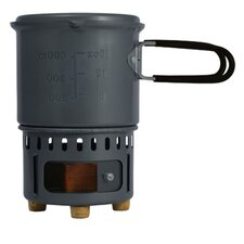 1-Burner Fuel Cubes Cooking Kit