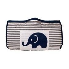 Elephants Nap Mat