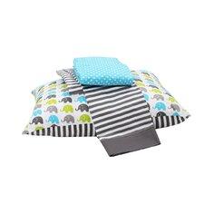 Yasmeen 3 Piece Toddler Bedding Set