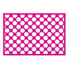 Mix N Match Pink Area Rug