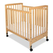 Bristol Professional Series Compact Child Care Crib with Mattress